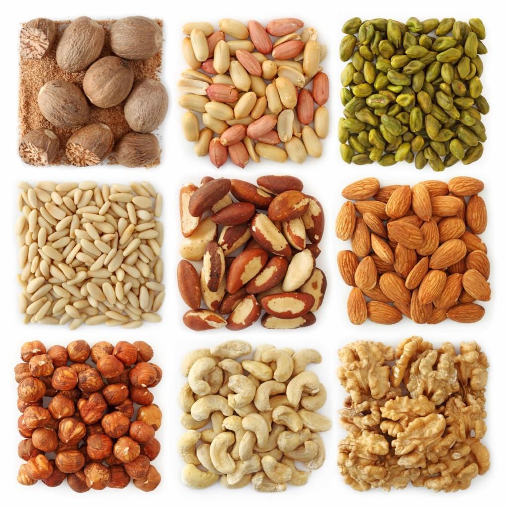 Орехи для повышения гемоглобина народными средствами