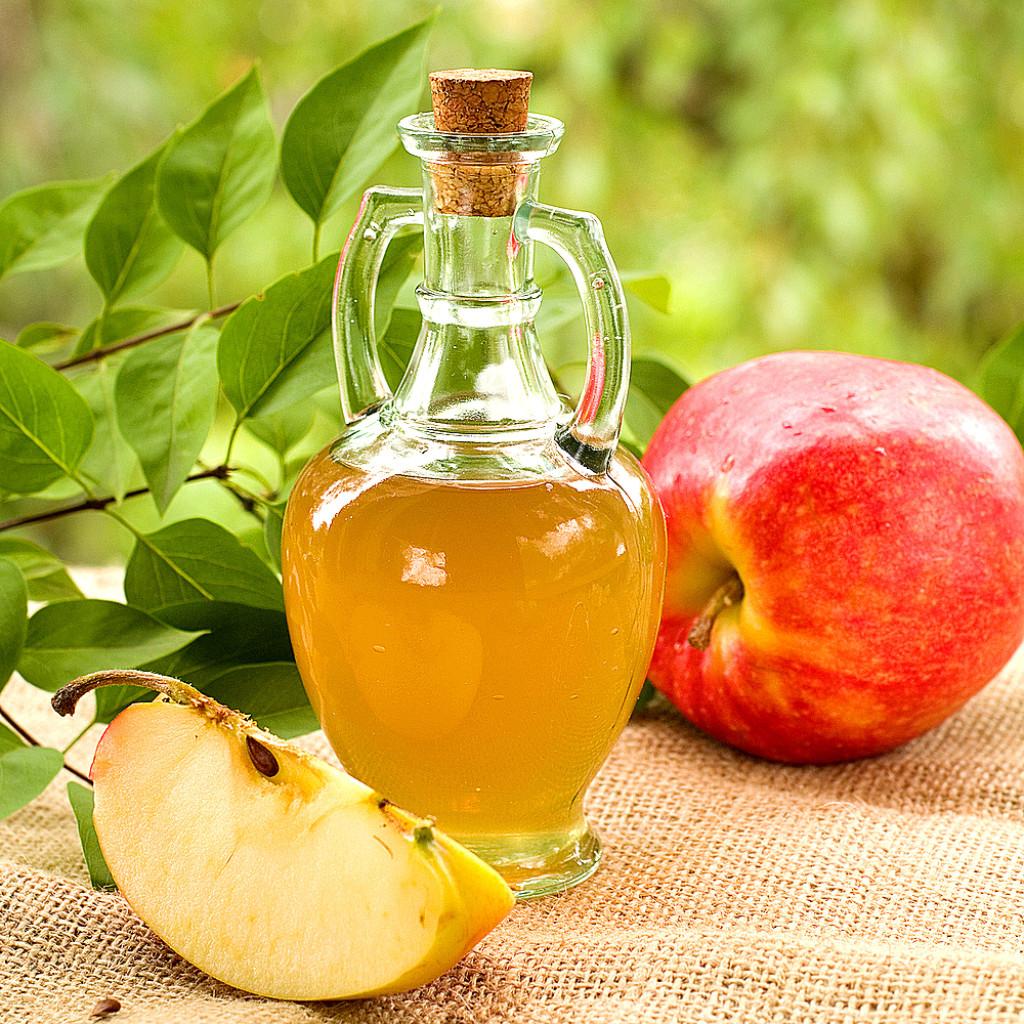 Яблочный уксус для снижения аппетита народными средствами