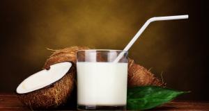 Кокосовое молоко: польза и вред