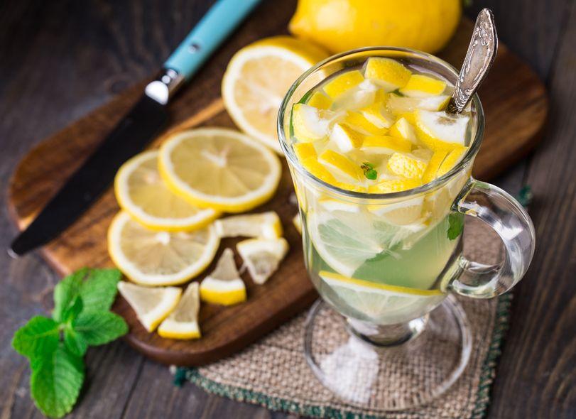 Лимонный сок на страже эластичности сосудов