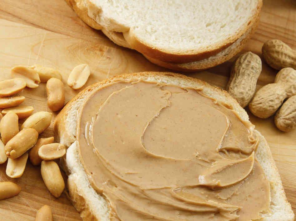 Приготовление арахисового масла